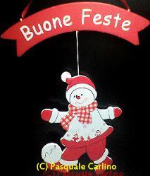 Buon Natale e Felice Anno Nuovo .....